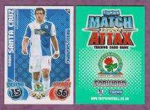 Blackburn Rovers Roque Santa Cruz Paraguay